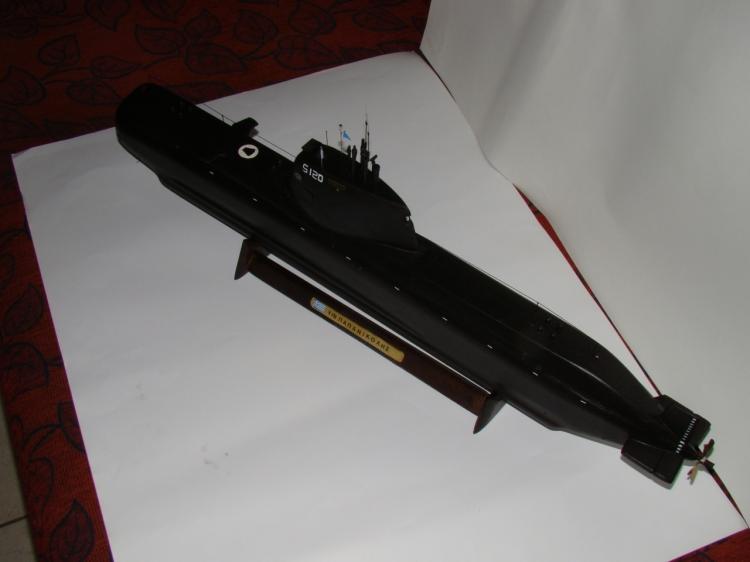 "[Scratch] SUB Type 214 Marine Grec S 120 ""Papanikolis""   43964_md"