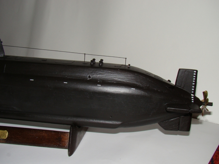 "[Scratch] SUB Type 214 Marine Grec S 120 ""Papanikolis""   43966_md"
