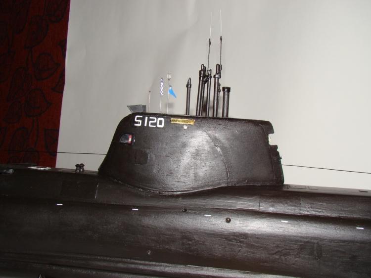 "[Scratch] SUB Type 214 Marine Grec S 120 ""Papanikolis""   43967_md"