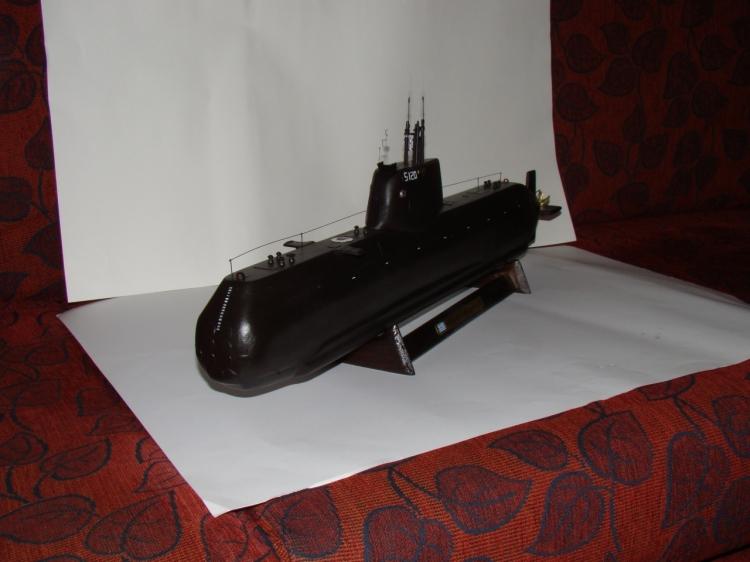 "[Scratch] SUB Type 214 Marine Grec S 120 ""Papanikolis""   43972_md"