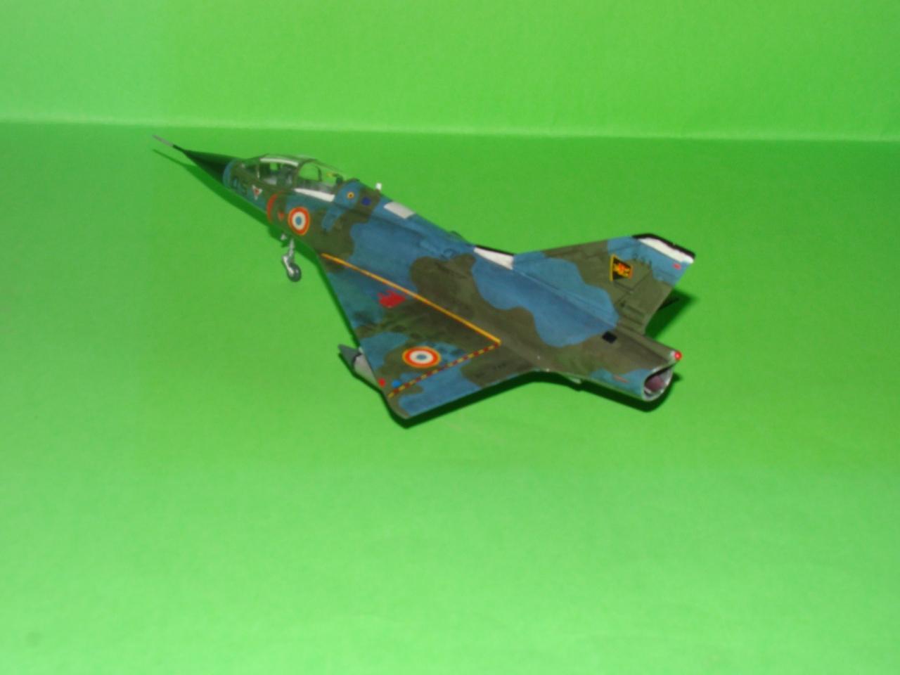 [Matchbox] Dassault Mirage IIIB 44717