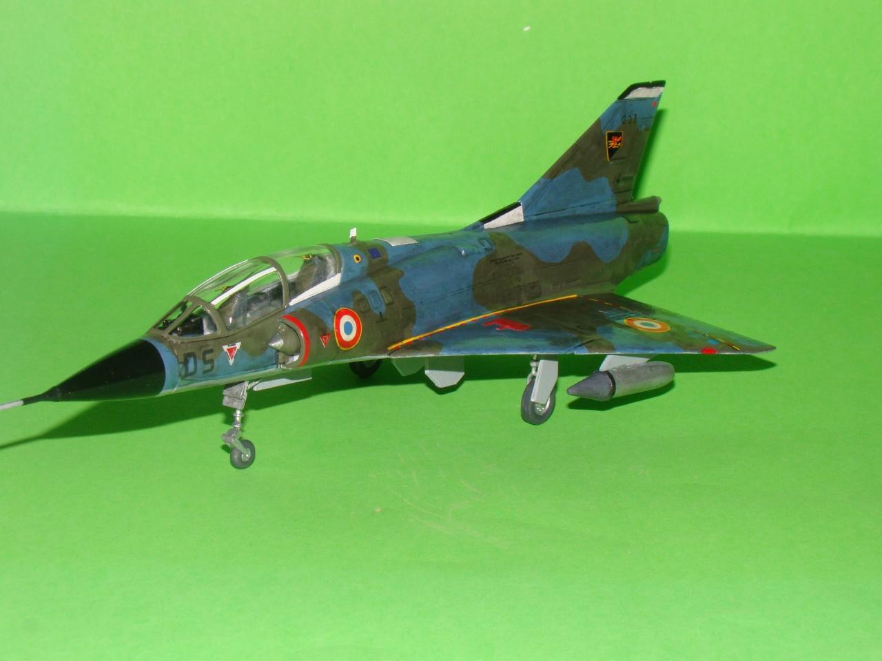 [Matchbox] Dassault Mirage IIIB 44718