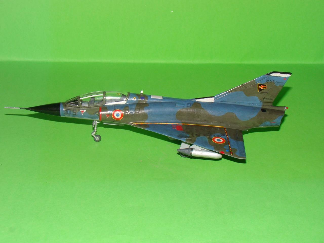 [Matchbox] Dassault Mirage IIIB 44720