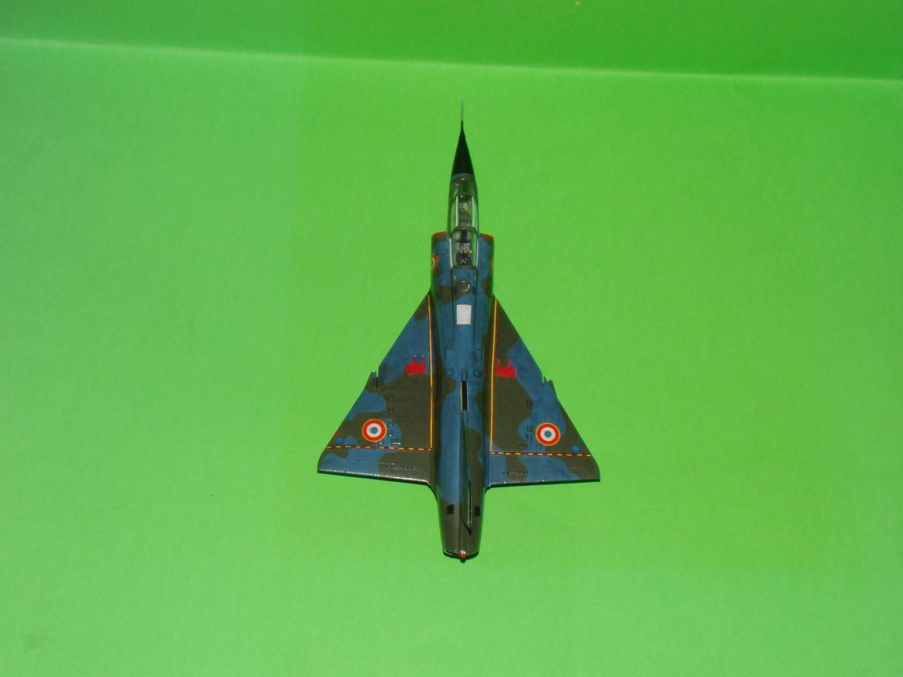 [Matchbox] Dassault Mirage IIIB 44721