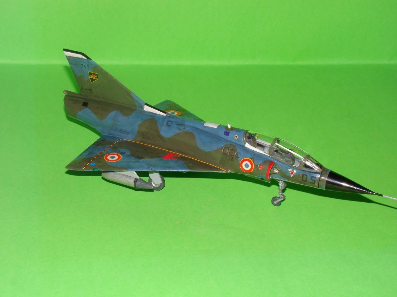 [Matchbox] Dassault Mirage IIIB 44723