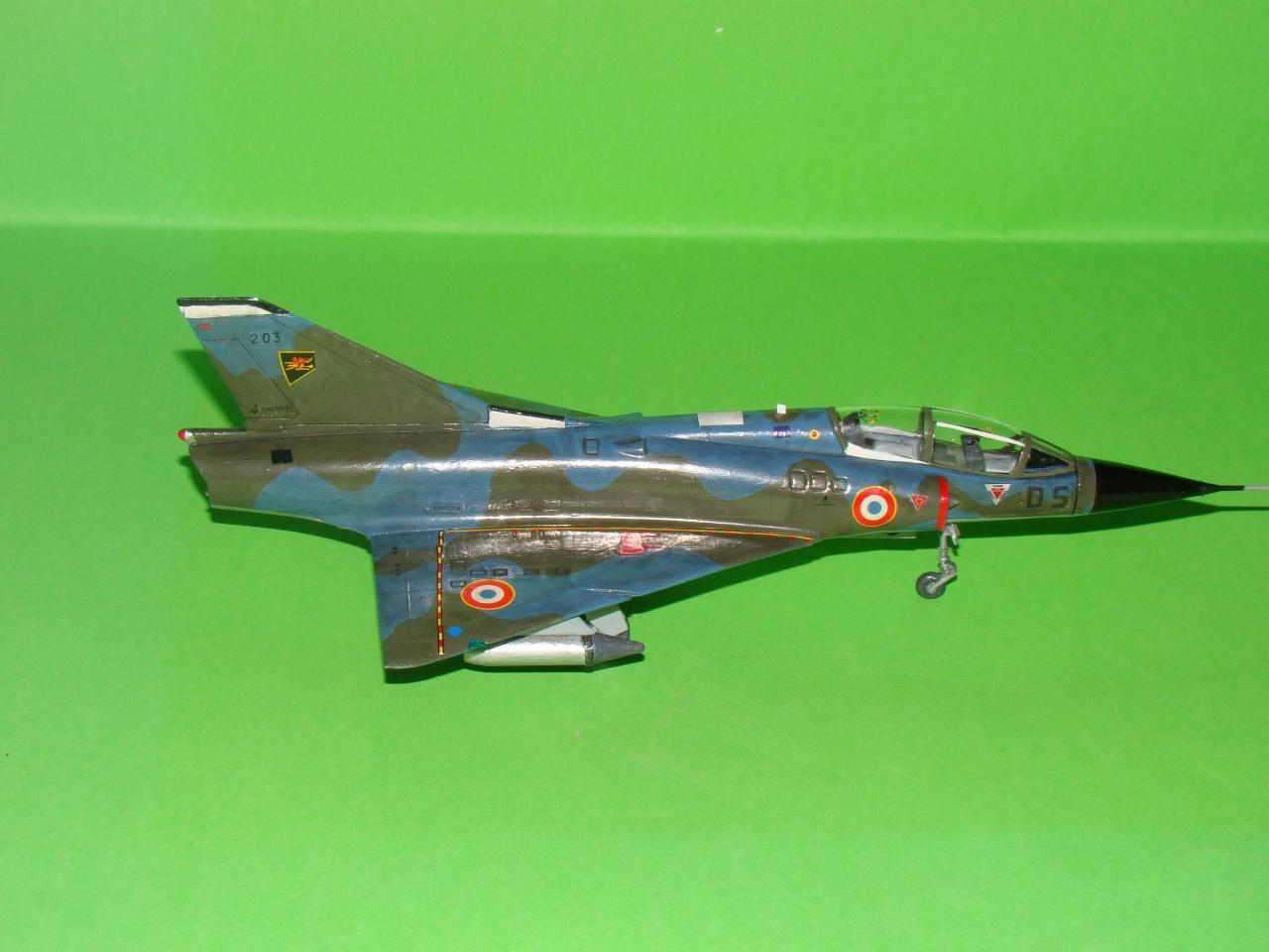 [Matchbox] Dassault Mirage IIIB 44725